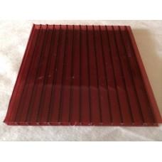 Изображение - Сотовый поликарбонат коричневый 16мм* 2100*12000 мм
