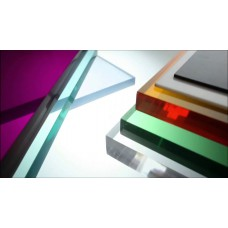 Монолитный поликарбонат 2 мм цветной
